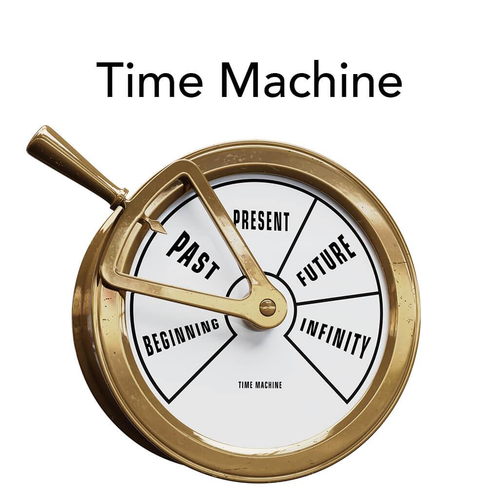Time Machine - Countdown Games